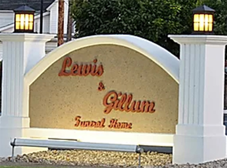 Lewis & Gillum Funeral Home