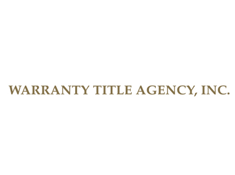 Warranty Title Agency, INC
